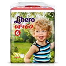 Libero Up&Go XL, 6 (13-20 kg) 20db bugyipelenka